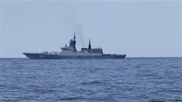 Tàu chiến Nga tạo 'gọng kìm' ép tàu sân bay Pháp