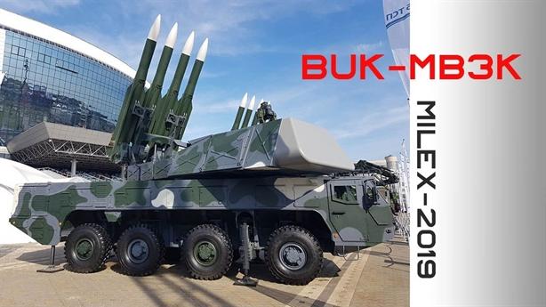 Belarus tập trận phòng không với NATO nhằm vào ai?