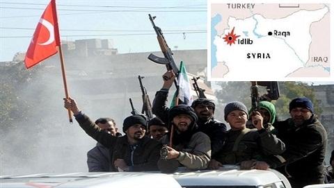 Thổ Nhĩ Kỳ mất kiểm soát phiến quân, Idlib tất loạn