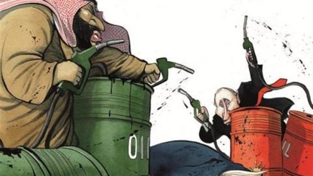 Đại chiến dầu: Đối thủ cố tìm dấu hiệu Nga nao núng