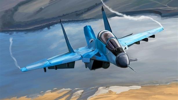 Báo Mỹ 'khen đùa' tiêm kích MiG-35 Nga