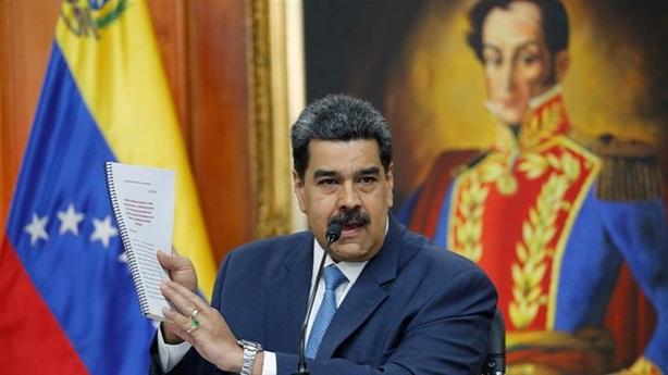 Ông Maduro tố Mỹ gieo rắc khủng bố