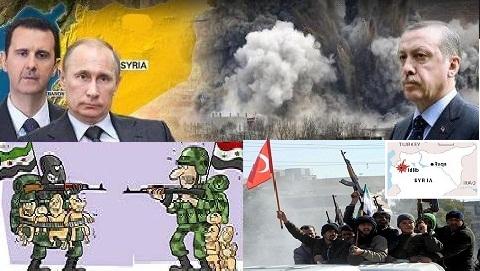 Thổ quy tụ 9000 phiến quân, Idlib sẽ là chảo lửa?