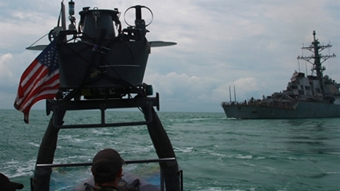 Ukraine 'mời' NATO lập căn cứ tại Mariupol?