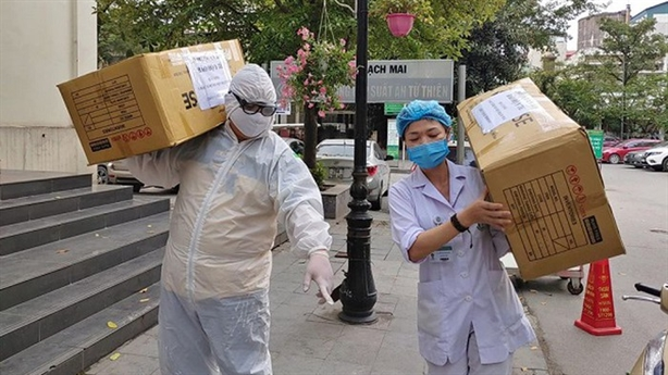 'Nhiều điều dưỡng Bạch Mai thuê nhà bị đuổi': Tổn thương