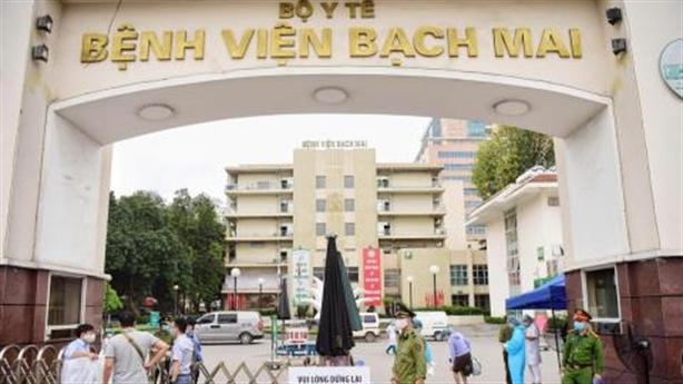 Covid-19 tại Bạch Mai: Công ty có 4 người nhiễm từ đâu?