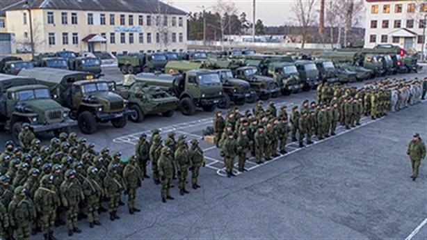 Nga tổ chức tập trận chống...dịch COVID-19