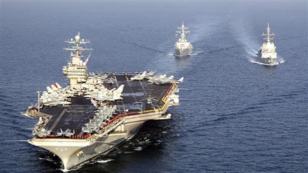 Hải quân Hoa Kỳ khốn đốn vì COVID-19