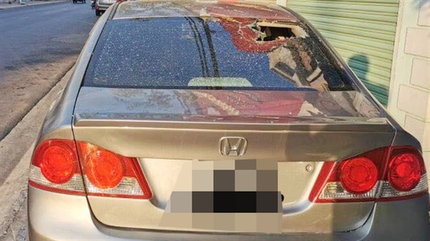 Trích xuất camera loạt ôtô bị ném đá, đập vỡ kính