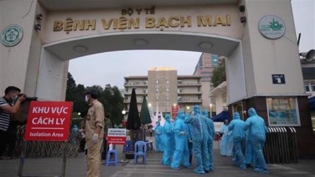 Bệnh viện Bạch Mai đang khó khăn: Đồng lòng giúp sức...