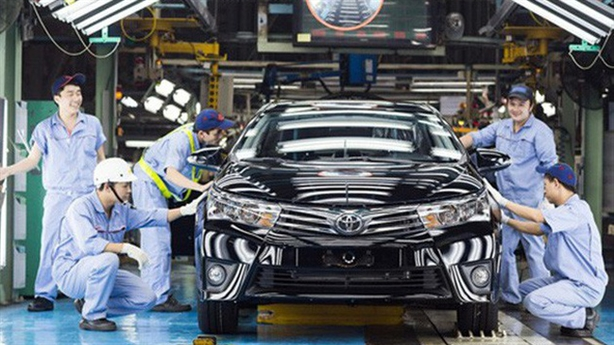 Toyota tạm đóng cửa nhà máy ở Việt Nam vì Covid-19