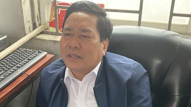 Tin mới Trưởng phòng Cục thuế cưỡng đoạt 100 triệu của DN