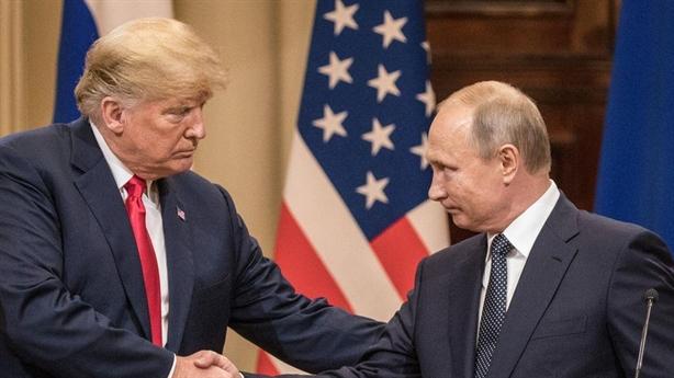 Nhận hỗ trợ y tế từ Nga, Mỹ quên lời trừng phạt