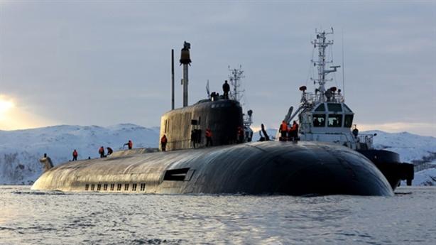 Tàu ngầm hạt nhân Orel của Nga bị cách ly tránh COVID-19