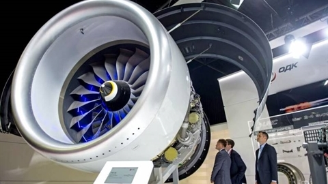 Động cơ máy bay '100% Nga' PD-14 đã sẵn sàng