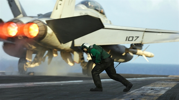 Hải quân Mỹ có lựa chọn mới nếu F-35C không hoàn hảo