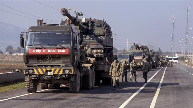 Thổ cảnh báo SAA sau khi tấn công Saraqip