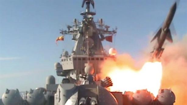 Chiến hạm Nga diệt ngầm sâu 500m ngoài khơi Syria