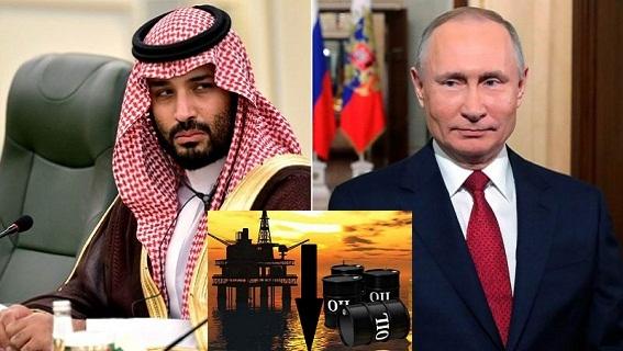 Báo Mỹ: Cuộc chiến giá dầu, Saudi giương cờ trắng trước Nga?