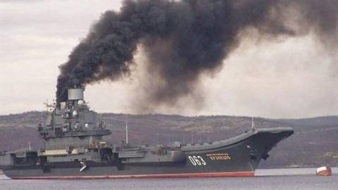 National Interest: Sức mạnh hạm đội Nga chỉ bằng 49% Mỹ