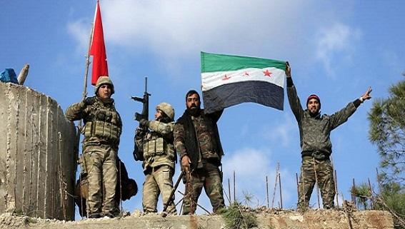Theo Thổ Nhĩ Kỳ, 500 phiến quân FSA thiệt mạng ở Libya