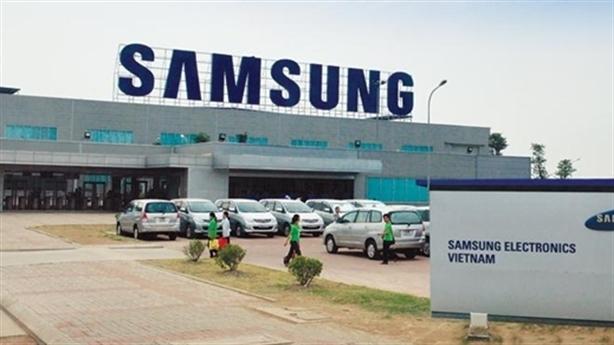Samsung giảm mục tiêu xuất khẩu gần 6 tỷ USD?