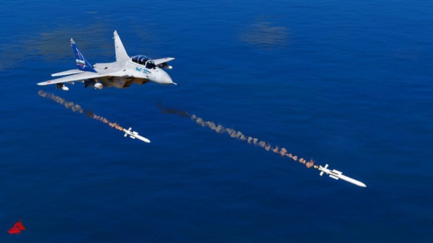 MiG-35 khiến tiêm kích tàng hình Mỹ gặp nguy hiểm