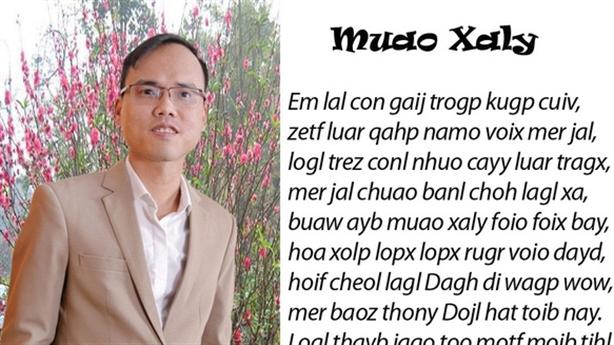 Cấp bằng sáng chế cho Chữ Việt 4.0: Đọc trẹo cả mồm