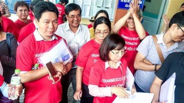 Tranimexco, Khang Thông nợ thuế, sa lầy dự án BĐS