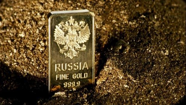 Nga ngừng mua vàng, phương Tây đoán ý Putin