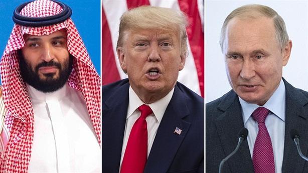 Sausdi bước đầu hạ nhiệt trước Nga, ông Trump đã được cứu