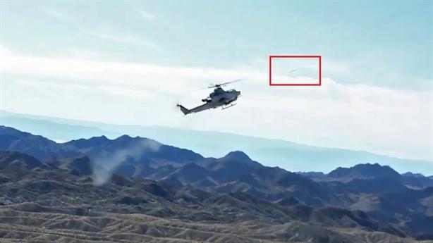 Mỹ khoe AH-1Z Viper đánh chặn như tiêm kích