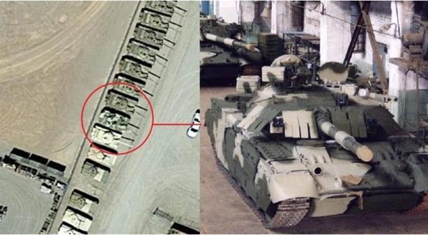 Mỹ mua lượng lớn xe tăng