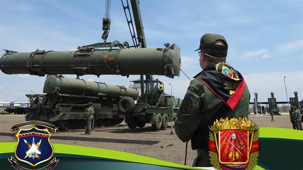 Venezuela khóa không phận và hải phận phòng Mỹ