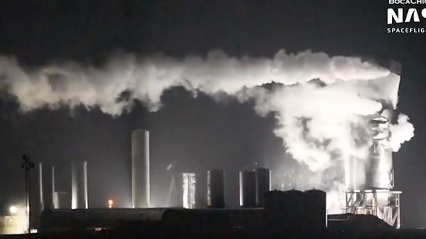 SpaceX thất bại với nhiên liệu nitơ lỏng