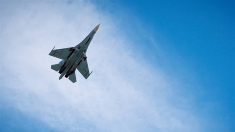 Không thể tìm thấy thiết bị bí mật trên Su-27 bị rơi