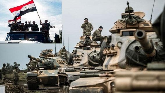Thổ, Syria động binh lớn Idlib: Cuộc chiến không thể tránh khỏi
