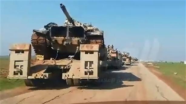 Thổ điều phiên bản mạnh nhất của M60 đến Idlib