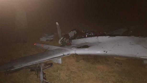 Chiến trường Libya là tử địa của UCAV Thổ