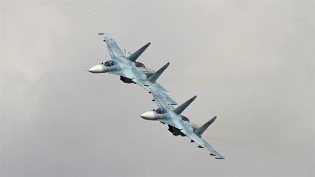 Kho 'báu vật' trên chiếc Su-27 rơi khiến NATO tìm kiếm