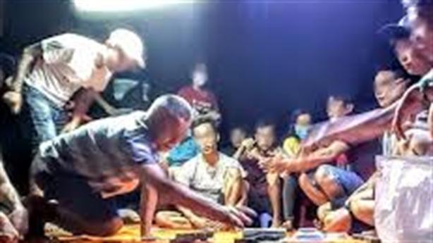 Thành 'vẽ' kẻ cướp sòng bạc bị công an Đồng Nai bắt