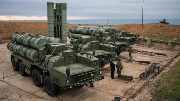 Mỹ ép Thổ tạm ngừng kích hoạt S-400 ?
