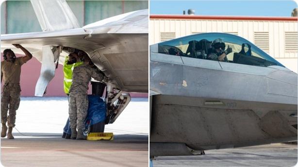 F-22 bộc lộ trên radar rõ hơn tiêm kích thế hệ 4++