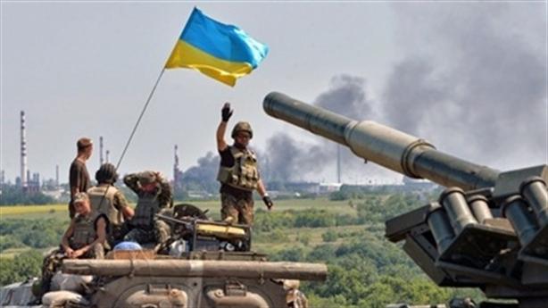 Dấu hiệu Ukraine sắp có chiến dịch quân sự tại miền Đông