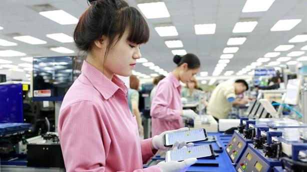 Samsung hạ mục tiêu xuất khẩu 5,8 tỷ USD: Khó trách