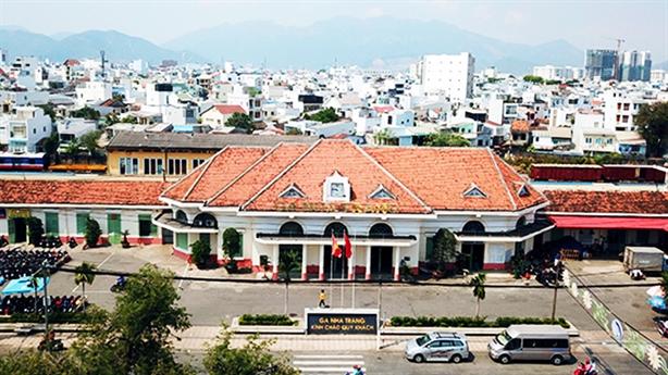 Phải bảo tồn công trình kiến trúc ga Nha Trang
