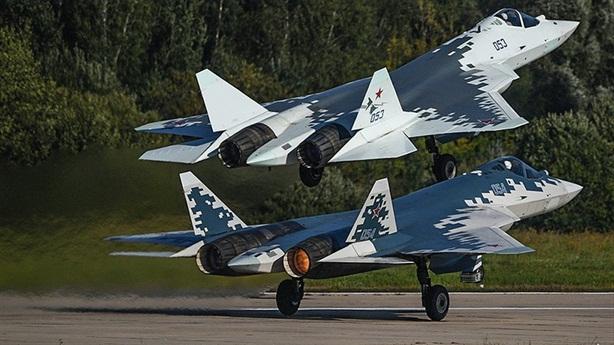 Su-57 sẽ xuất hiện với Kinzhal thu nhỏ?