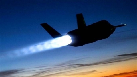 F-35 bị radar Container Nga phát hiện từ cự ly... 1.500 km?