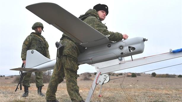 Cuộc chơi UAV giữa các cường quốc tại Idlib