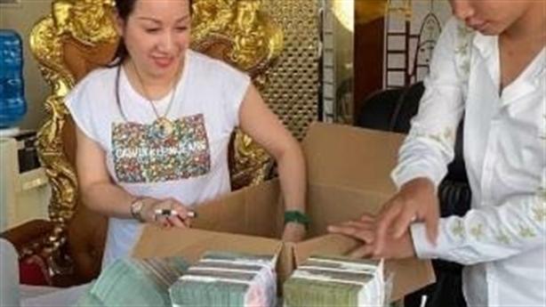 Giang hồ mạng động viên chồng đại gia Thái Bình